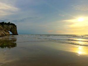 Susan Beach Miri Borneo Malesia