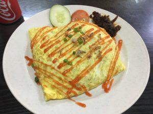 malesia miri borneo nasi goreng