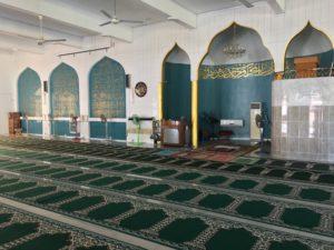 Masjid At-Taqwa Miri borneo malesia
