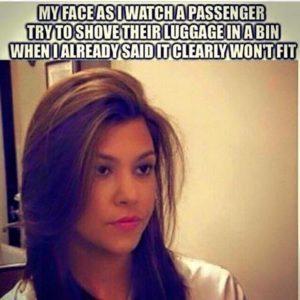 I peggiori passeggeri a bordo di un aereo Sara Caulfield