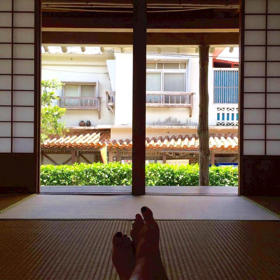 Dove dormire in Giappone Sara Caulfield