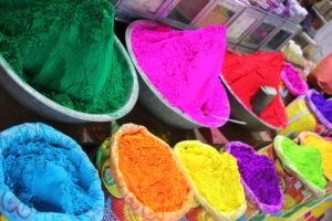 Holi Festival, la festa indiana dei colori Sara Caulfield