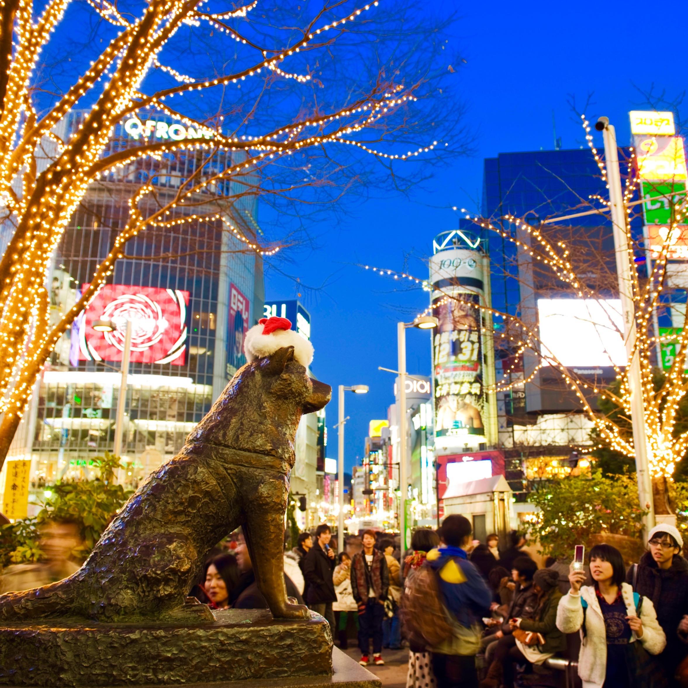Natale e capodanno in Giappone sara caulfield
