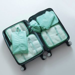 Come organizzare il bagaglio con i hacking cubes sara caulfield
