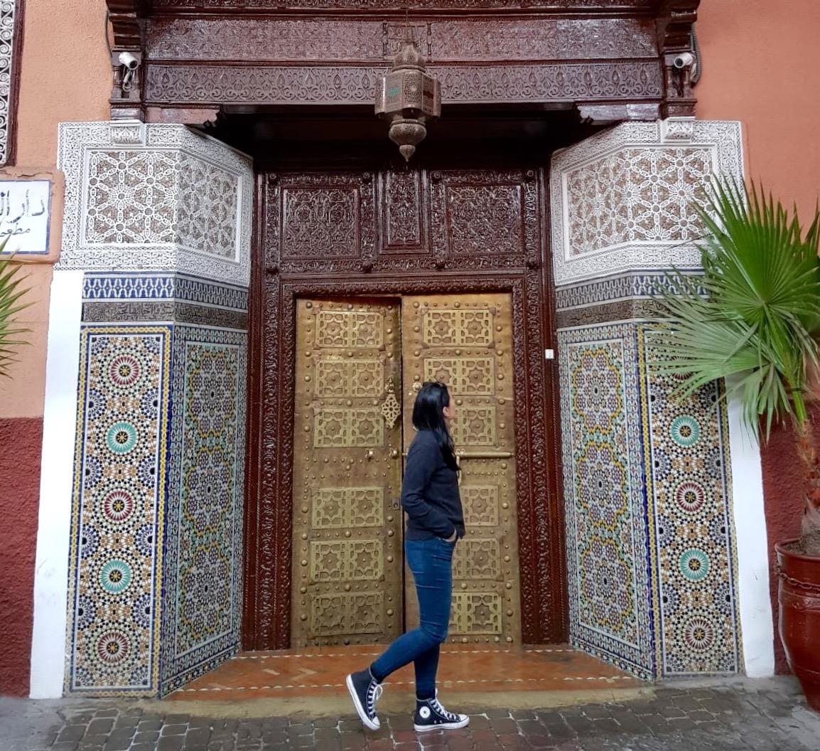 Cosa fare quattro giorni a Marrakech sara caulfield