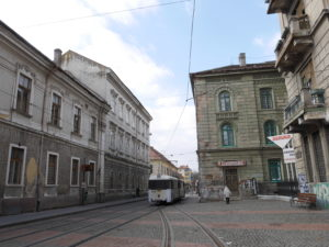24 ore a Timisoara in Romania sara caulfield