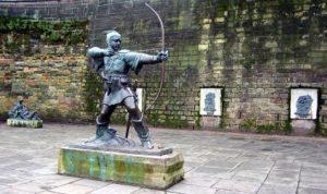 Nottingham: cosa vedere nella città di Robin Hood sara caulfield