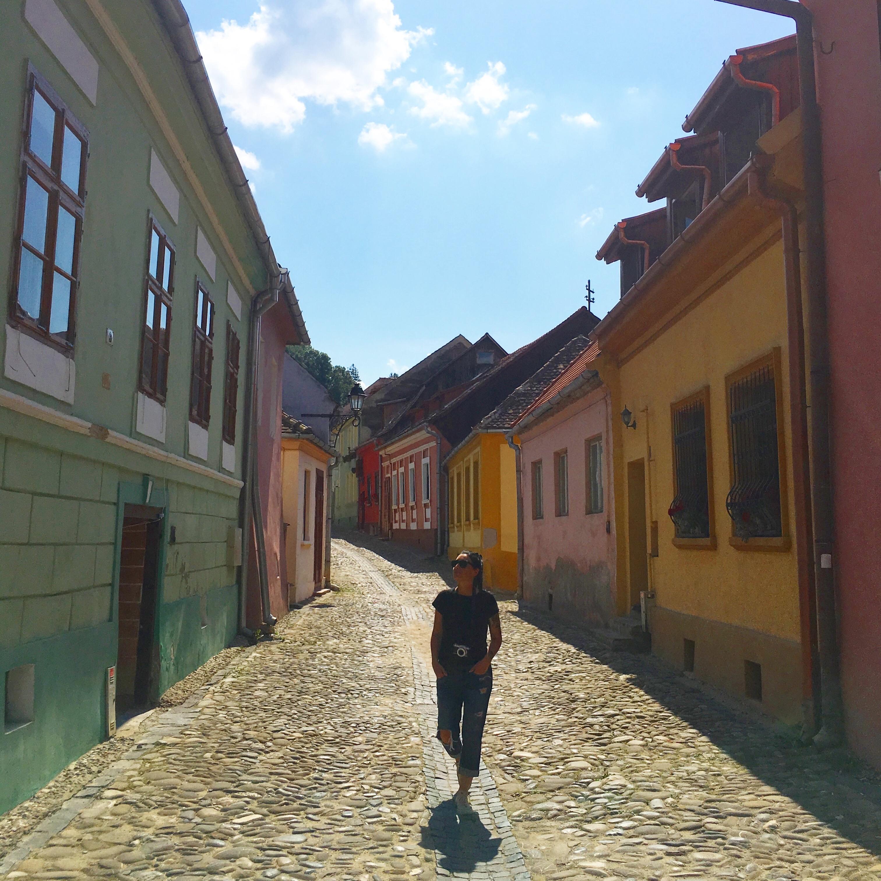 Itinerario transilvania sara caulfield