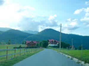 Road trip in Transilvania sara caulfield