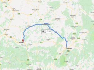 Itinerario transilvania sara caulfield day 2