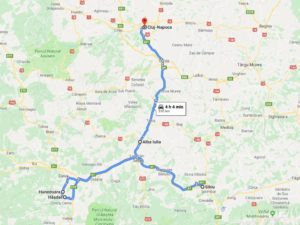 Itinerario transilvania sara caulfield day 3