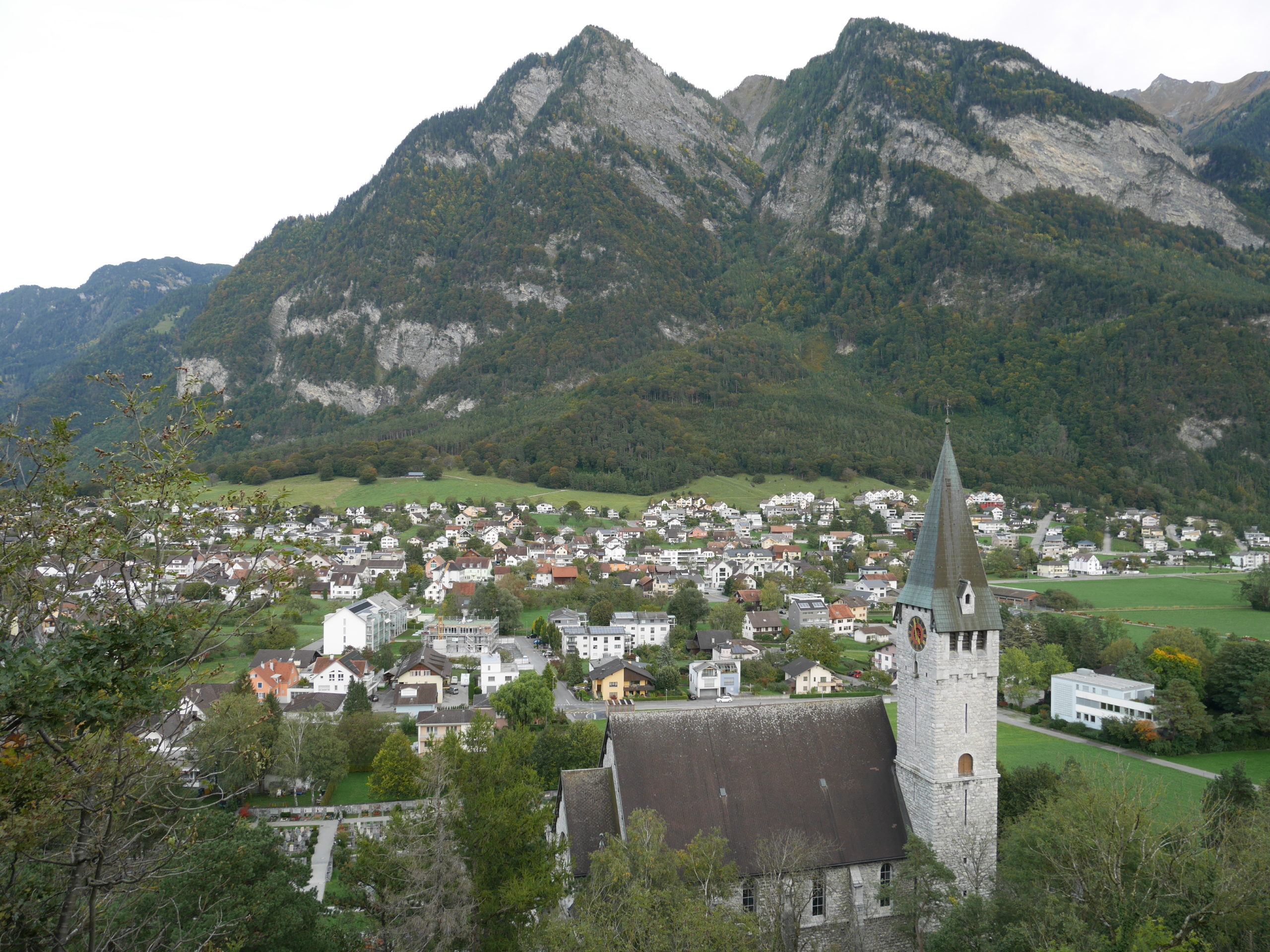Cosa fare nel principato di Liechtenstein sara caulfield