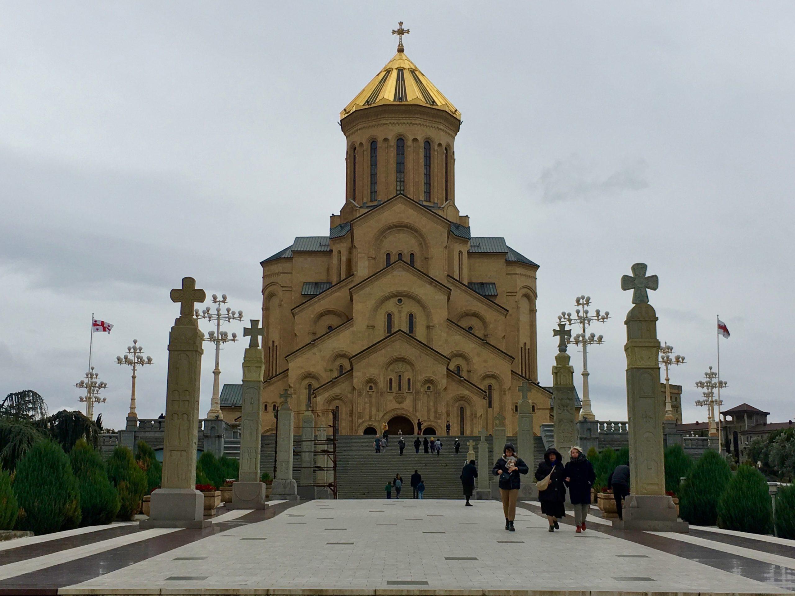 14 cose da fare a Tbilisi sara caulfield