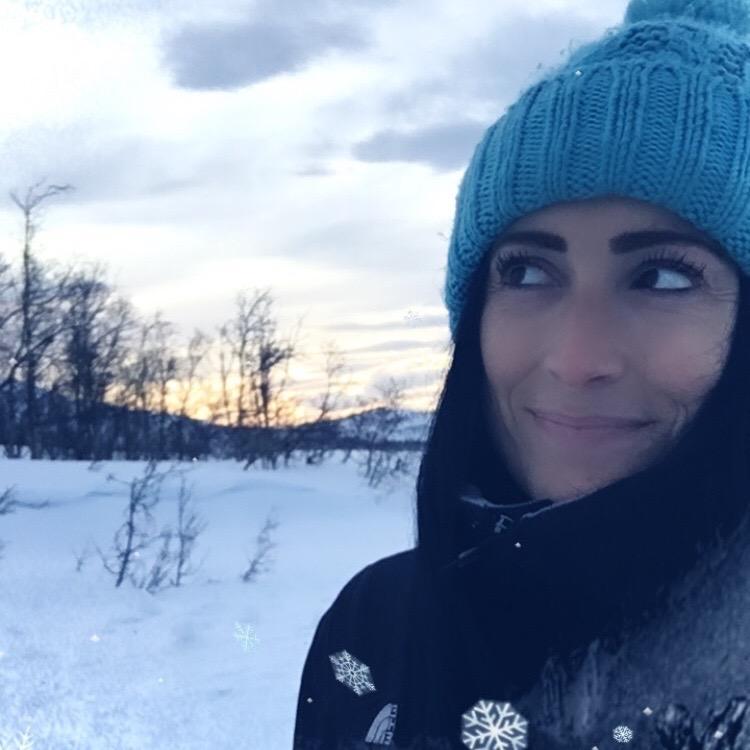 Dove e come vedere l'aurora boreale a Tromso sara caulfield