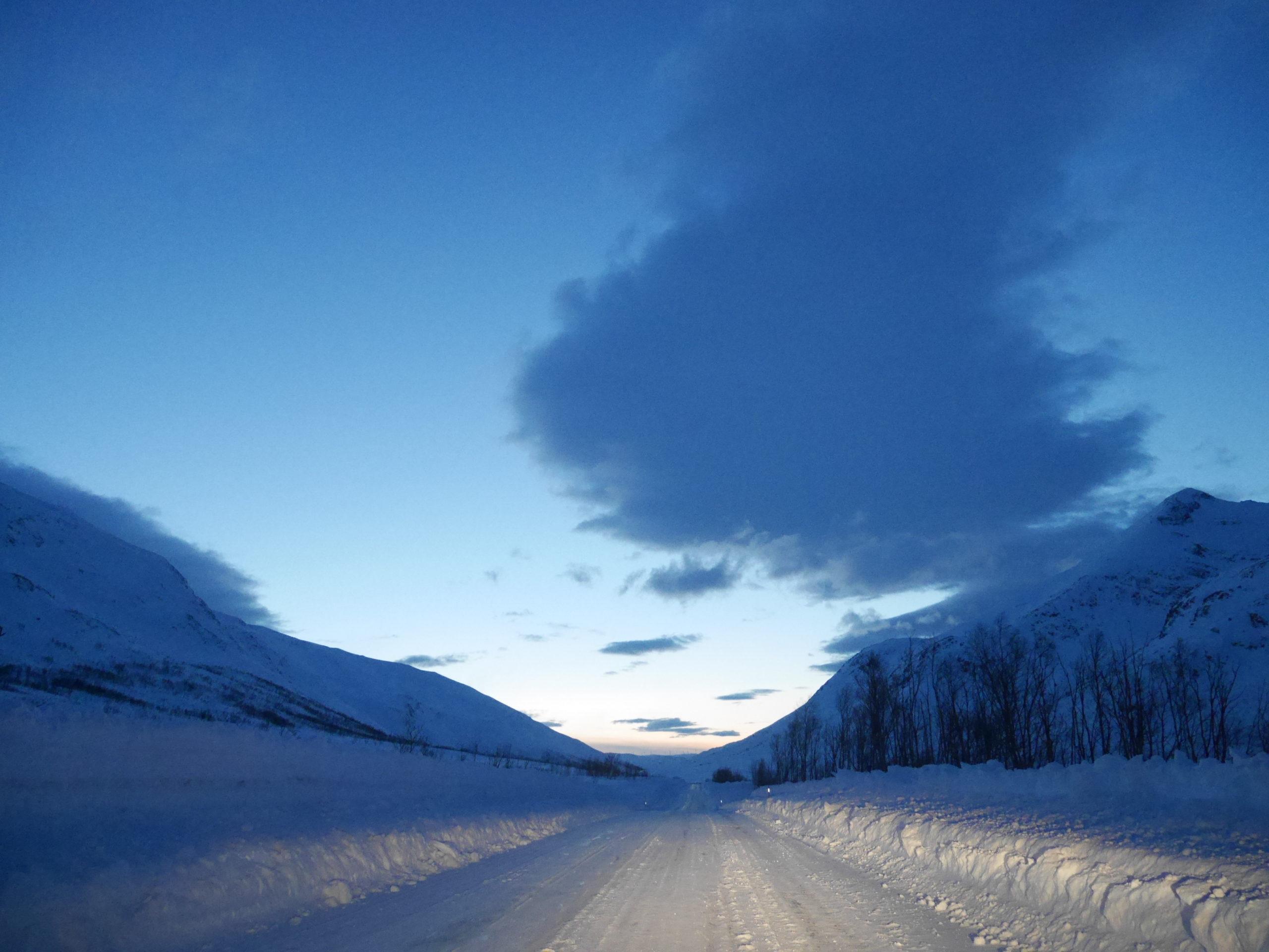 Dove e come vedere l'aurora boreale a Tromsø sara caulfield