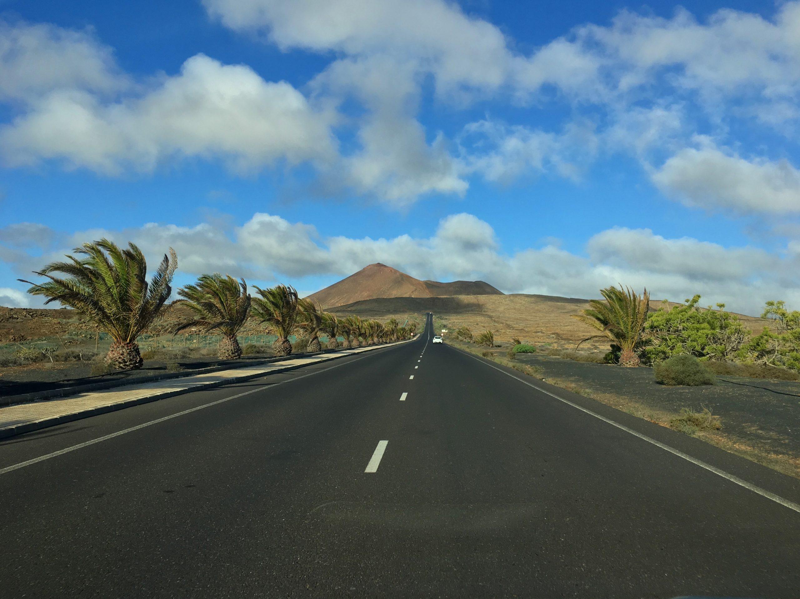 Una settimana a Lanzarote nelle Canarie sara caulfield