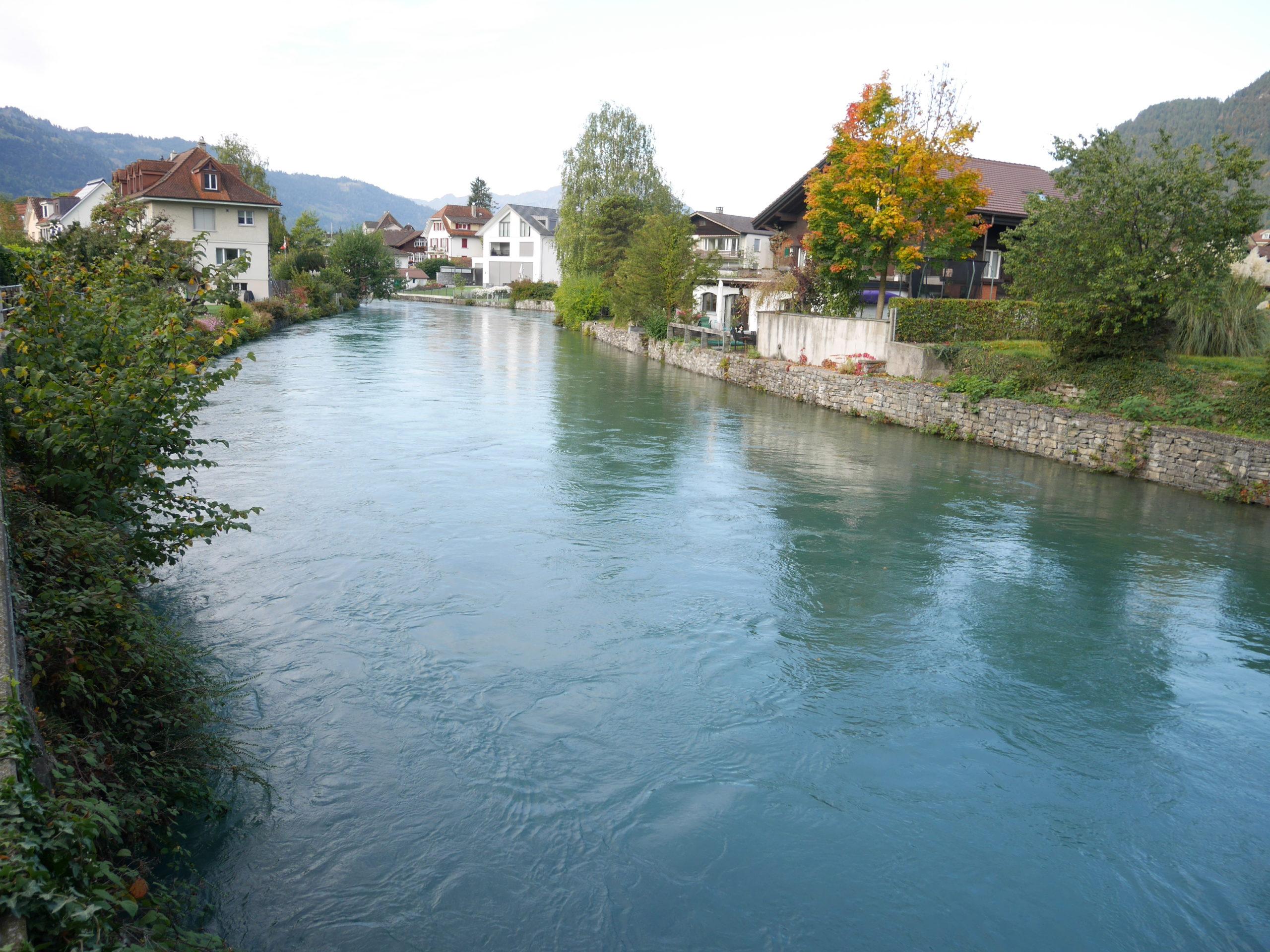 Interlaken Svizzera tedesca sara caulfield