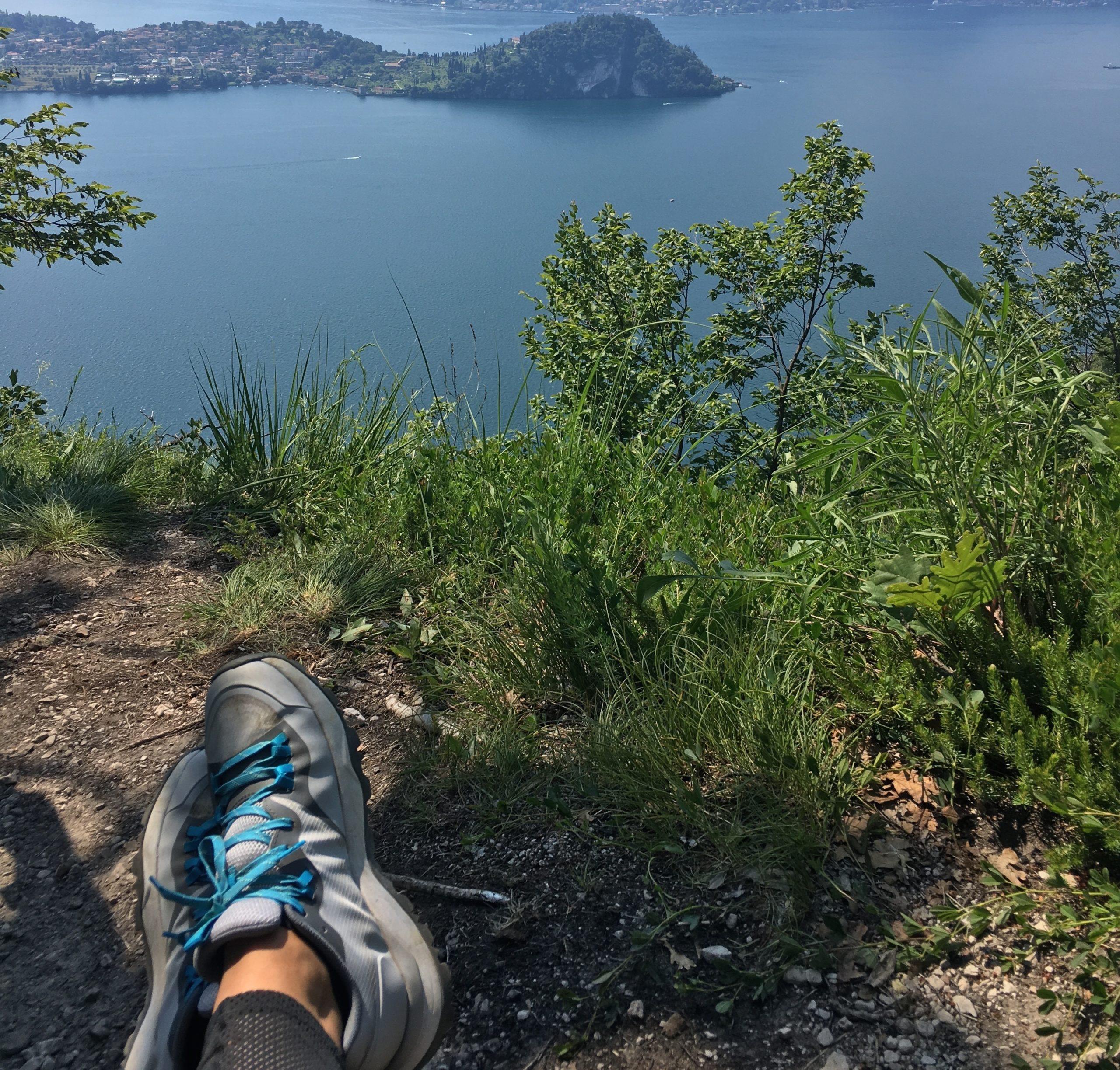 Guida al trekking sara caulfield
