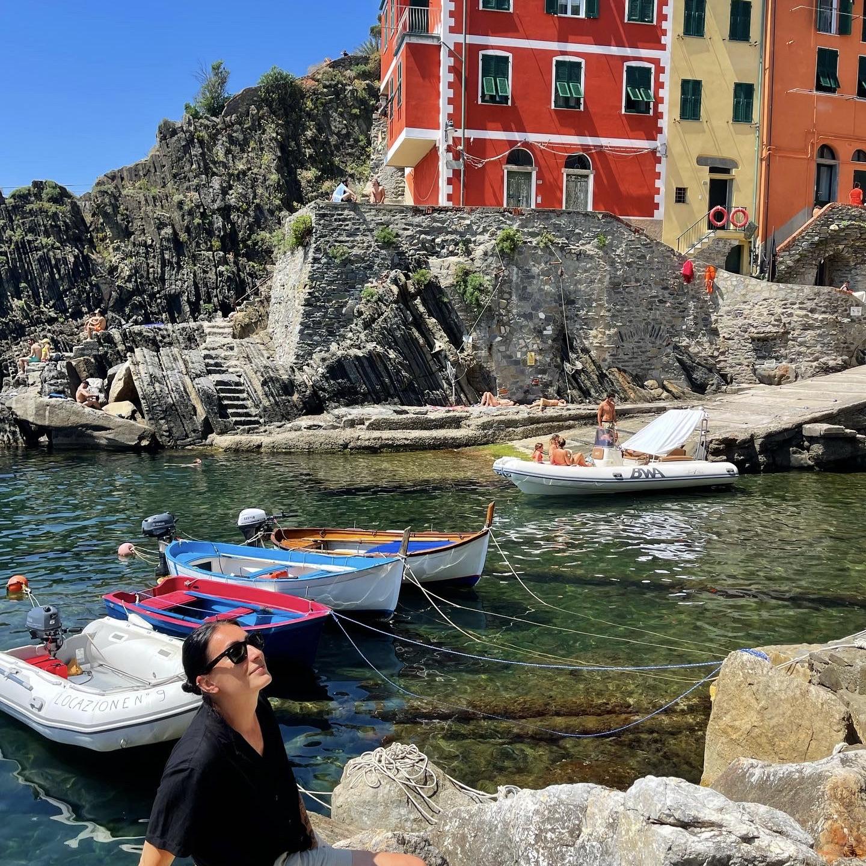 Weekend alle Cinque Terre in Liguria sara caulfield