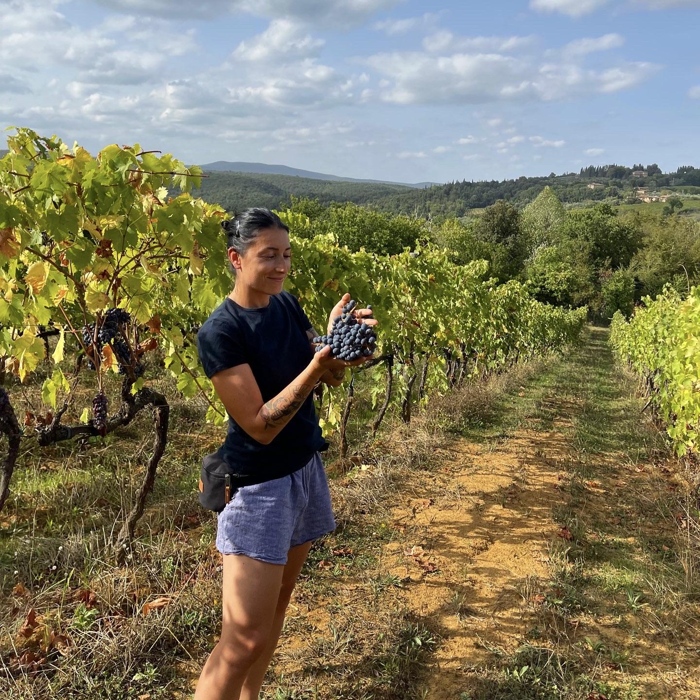 Un weekend nel Chianti in Toscana sara caulfield